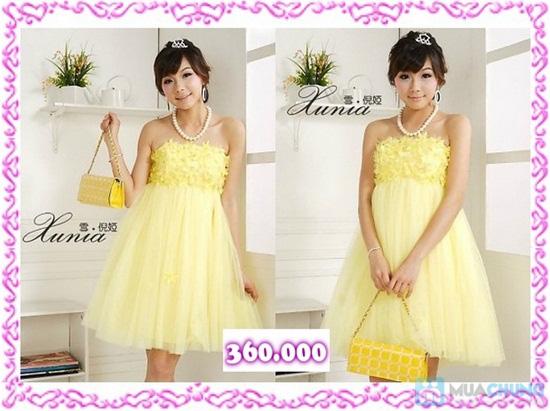 Phiếu mua đầm xòe công chúa và đầm cưới ngắn chụp ngoại cảnh tại Shop LILYKISS - Chỉ 85.000đ được phiếu 200.000đ - 6
