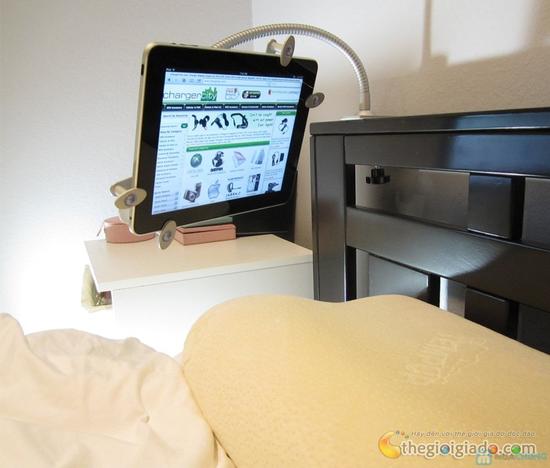 Giá đỡ IPad tiện dụng - Dùng khi nằm trên giường - Chỉ với 720.000đ - 5