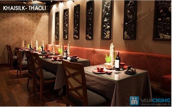 Buffet tối tại nhà hàng Trung Hoa Thaoli - Chỉ với 464.000đ/ 01 người - 16