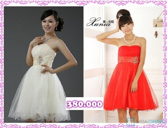 Phiếu mua đầm xòe công chúa và đầm cưới ngắn chụp ngoại cảnh tại Shop LILYKISS - Chỉ 85.000đ được phiếu 200.000đ - 19