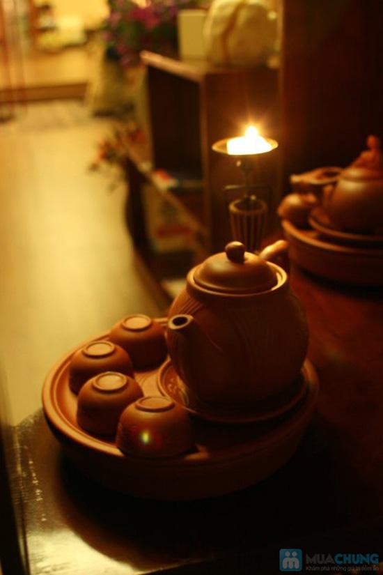 Thưởng thức trà đạo, long nhãn dành cho 02 người tại Tĩnh Hiên Trà - Chỉ với 50.000đ - 13