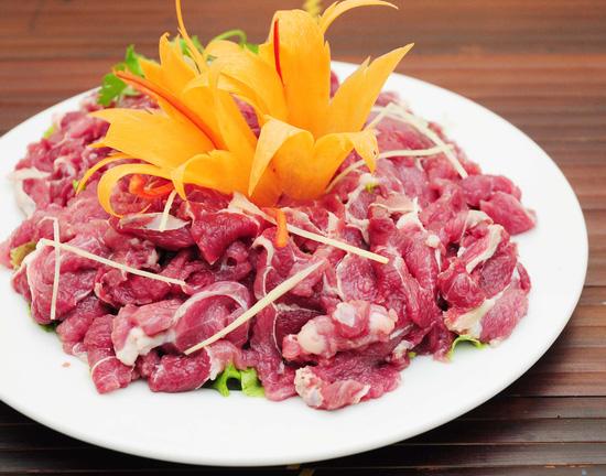 Lẩu canh cua đồng đặc biệt, Bắp bò tươi, Gà ta thơm ngon tại Nhà hàng Thiên Việt - Canh cua đồng - Chỉ với 303.000đ - 11