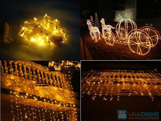 02 dây đèn LED trang trí Noel và ngày Tết - Chỉ 49.000đ/ 01 combo - 9
