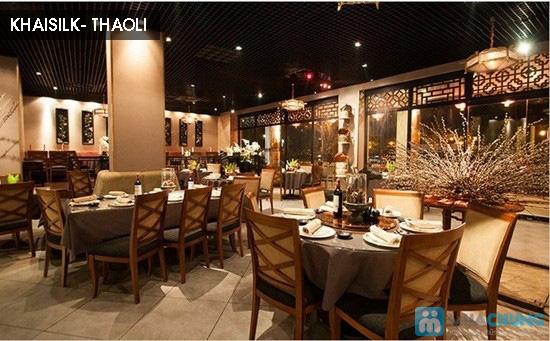 Buffet tối tại nhà hàng Trung Hoa Thaoli - Chỉ với 464.000đ/ 01 người - 13