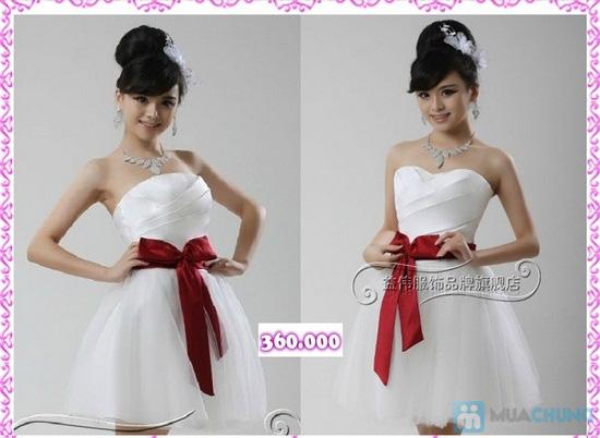 Phiếu mua đầm xòe công chúa và đầm cưới ngắn chụp ngoại cảnh tại Shop LILYKISS - Chỉ 85.000đ được phiếu 200.000đ - 12