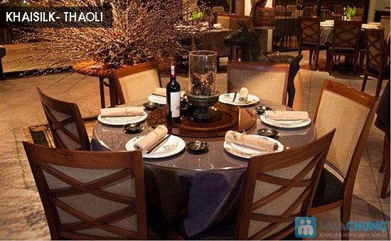 Buffet tối tại nhà hàng Trung Hoa Thaoli - Chỉ với 464.000đ/ 01 người - 14