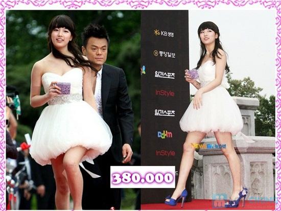 Phiếu mua đầm xòe công chúa và đầm cưới ngắn chụp ngoại cảnh tại Shop LILYKISS - Chỉ 85.000đ được phiếu 200.000đ - 18