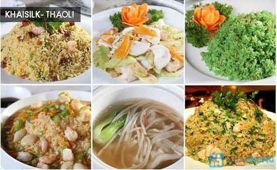 Buffet tối tại nhà hàng Trung Hoa Thaoli - Chỉ với 464.000đ/ 01 người - 3