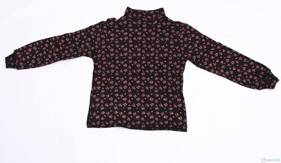 Combo 2 áo cổ lọ cotton - 4