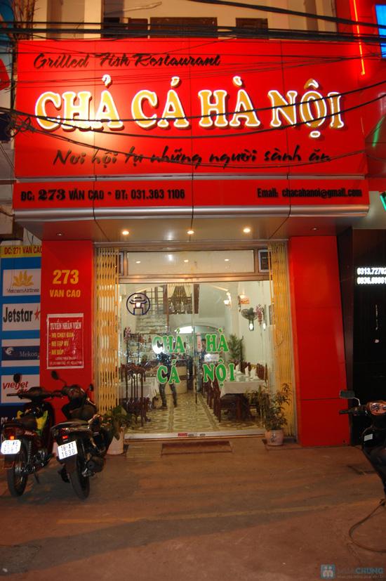 Lựa chọn 1 trong 2 set ăn lẩu cá kèo, lẩu cá tầm tại Nhà hàng chả cá Hà Nội - Chỉ 168.000đ - 9