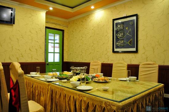 Lẩu cháo bổ dưỡng cao cấp tại Nhà hàng Vạn Vân - Chỉ 1.095.000đ - 11