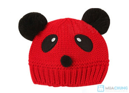 Nón len hình gấu cực yêu cho bé - Chỉ 75.000đ - 3