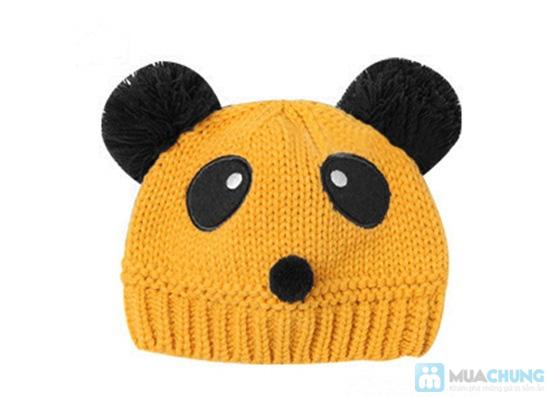Nón len hình gấu cực yêu cho bé - Chỉ 75.000đ - 4