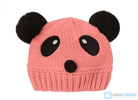 Nón len hình gấu cực yêu cho bé - Chỉ 75.000đ - 5