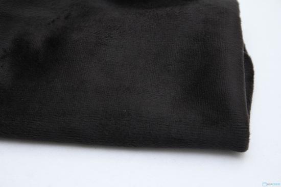 Combo 2 quần nhung lót lông cho bé gái - 1