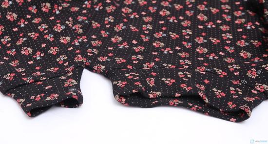 Combo 2 áo cổ lọ cotton - 5
