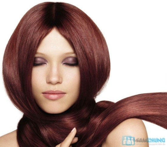 Lựa chọn 01 trong 03 gói dịch vụ làm tóc Cắt + Nhuộm hoặc Cắt + Ép hoặc Cắt + Uốn tại Salon tóc Kim Đức - Chỉ với 550.000đ - 11
