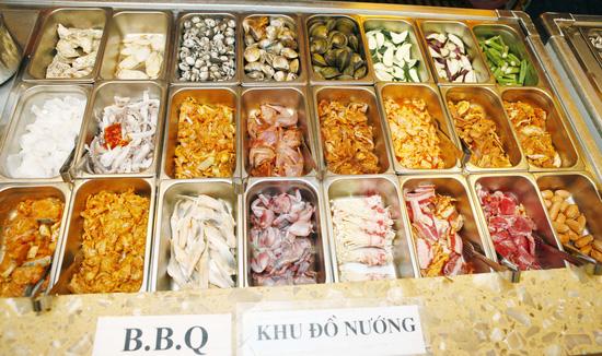 Ngây ngất với BUFFET Lẩu nướng Hải sản tại SING RESTAURANT - Ngon miệng, đẹp mắt, ăn thỏa thích no nê chỉ với 195.000đ/người - 11