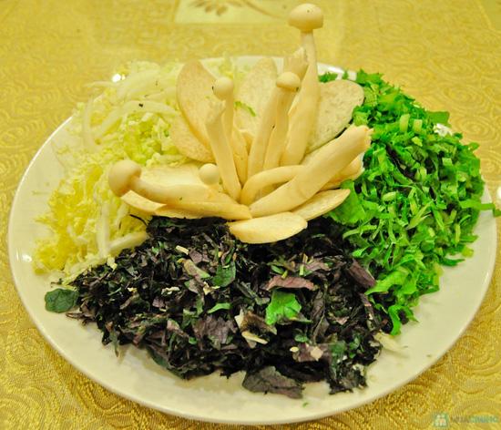 Lẩu cháo bổ dưỡng cao cấp tại Nhà hàng Vạn Vân - Chỉ 1.095.000đ - 8