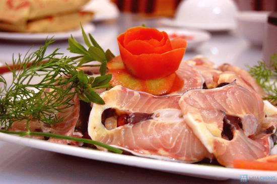 Lựa chọn 1 trong 2 set ăn lẩu cá kèo, lẩu cá tầm tại Nhà hàng chả cá Hà Nội - Chỉ 168.000đ - 3