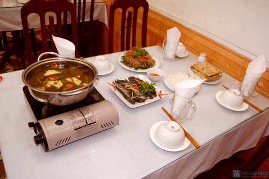 Lựa chọn 1 trong 2 set ăn lẩu cá kèo, lẩu cá tầm tại Nhà hàng chả cá Hà Nội - Chỉ 168.000đ - 7