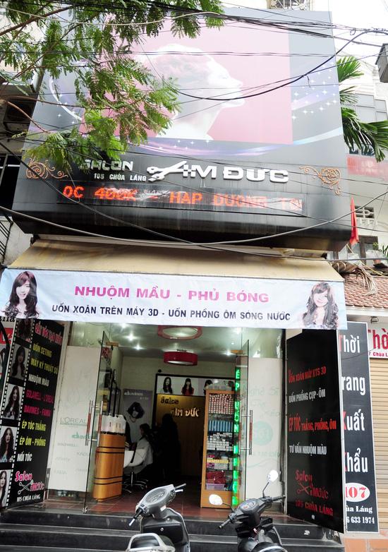 Lựa chọn 01 trong 03 gói dịch vụ làm tóc Cắt + Nhuộm hoặc Cắt + Ép hoặc Cắt + Uốn tại Salon tóc Kim Đức - Chỉ với 550.000đ - 9