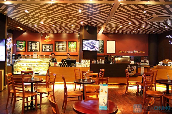 Thưởng thức nước uống và bánh ngọt tại Gloria Jean's Coffees - Chỉ 55.000đ được phiếu trị giá 110.000đ - 9