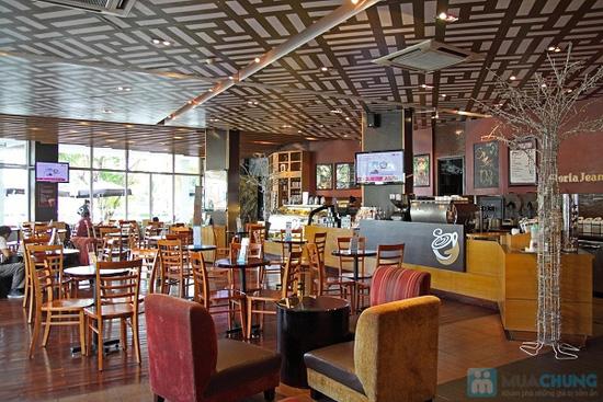 Thưởng thức nước uống và bánh ngọt tại Gloria Jean's Coffees - Chỉ 55.000đ được phiếu trị giá 110.000đ - 13