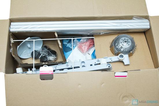 Tủ sấy quần áo khung thép hình chữ nhật - Loại 2 tầng - Tiện lợi và hiện đại - 1