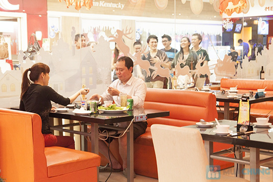 Lẩu băng chuyền Coca Suki - Tận hưởng hương vị cay nồng của Buffet kiểu Thái - Chỉ 138.000đ/ 01 người - 12
