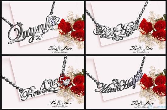 Voucher mua trang sức bạc sang trọng và lịch sự tại Trang sức Táo bạc - Món quà ý nghĩa cho người bạn yêu thương - 6
