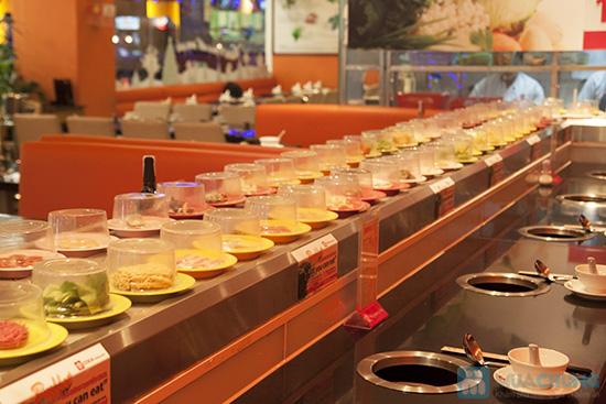 Lẩu băng chuyền Coca Suki - Tận hưởng hương vị cay nồng của Buffet kiểu Thái - Chỉ 138.000đ/ 01 người - 4