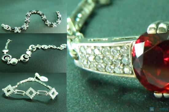 Voucher mua trang sức bạc sang trọng và lịch sự tại Trang sức Táo bạc - Món quà ý nghĩa cho người bạn yêu thương - 1