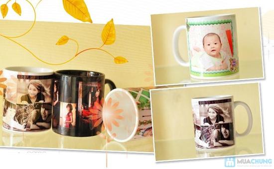 Dịch vu in ảnh trên mọi chất liệu: cốc, thủy tinh, gối, đĩa - Độc đáo và xinh xắn - Lưu giữ những kỉ niệm tuyệt vời - 3