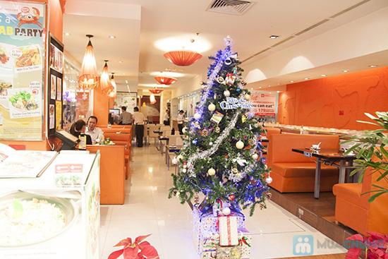 Lẩu băng chuyền Coca Suki - Tận hưởng hương vị cay nồng của Buffet kiểu Thái - Chỉ 138.000đ/ 01 người - 9