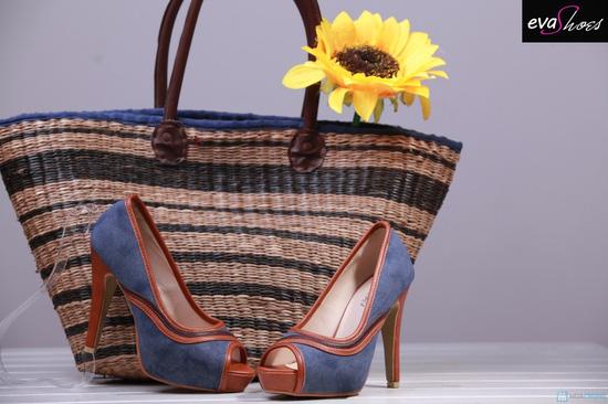 Giầy công sở thương hiệu Eva Shoes nổi tiếng - Chỉ 290.000đ - 9