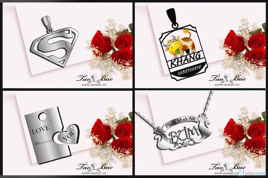 Voucher mua trang sức bạc sang trọng và lịch sự tại Trang sức Táo bạc - Món quà ý nghĩa cho người bạn yêu thương - 7