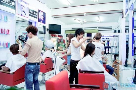 Cho mái tóc óng mượt với dịch vụ hấp dầu bằng sản phẩm Panola tại Salon tóc Style Việt - Chỉ 50.000đ - 8