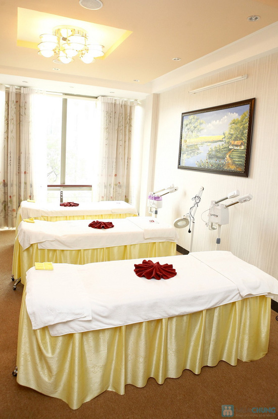 Massage body bấm huyệt thư giãn bằng thảo dược thiên nhiên tại Diệu Ánh Spa- Chỉ với 125.000 đ - 5