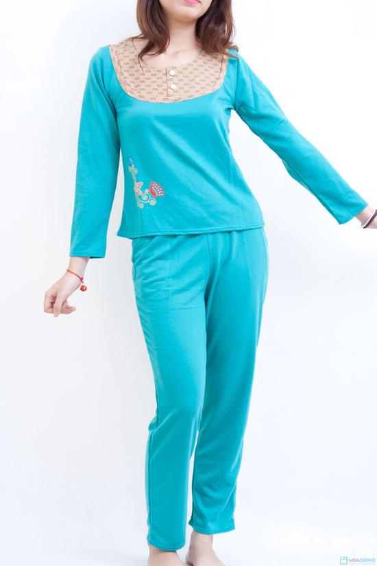 Bộ quần áo mặc nhà cho bạn gái - Chỉ với 120.000đ - 2