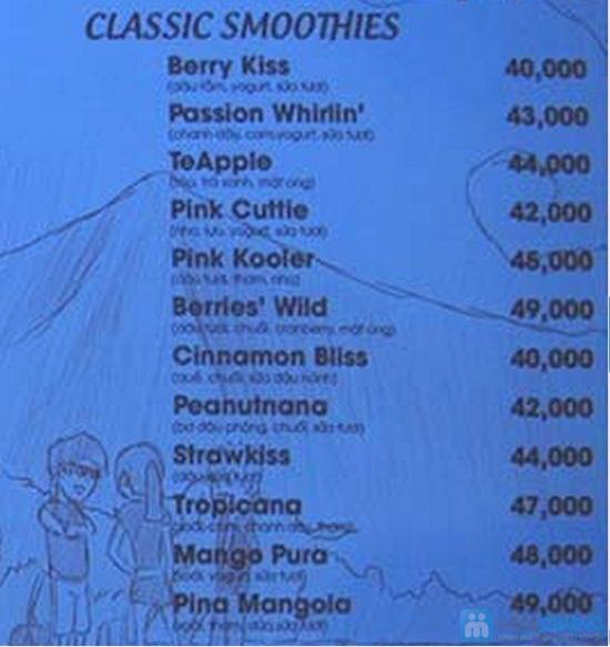 Nước uống dòng Classic tại Icefruzz Lounge - Chỉ 40.000đ được phiếu 70.000đ - 4