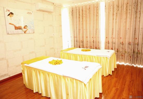 Massage body bấm huyệt thư giãn bằng thảo dược thiên nhiên tại Diệu Ánh Spa- Chỉ với 125.000 đ - 8