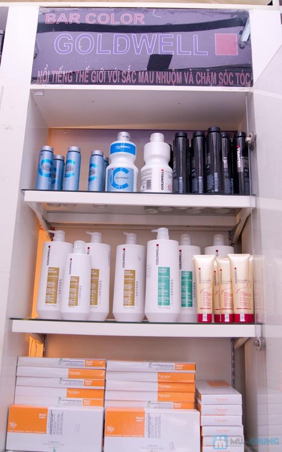 Cho mái tóc óng mượt với dịch vụ hấp dầu bằng sản phẩm Panola tại Salon tóc Style Việt - Chỉ 50.000đ - 2