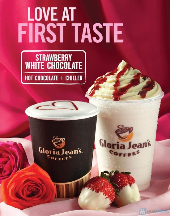 Thưởng thức nước uống và bánh ngọt tại Gloria Jean's Coffees - Chỉ 55.000đ được phiếu trị giá 110.000đ - 1