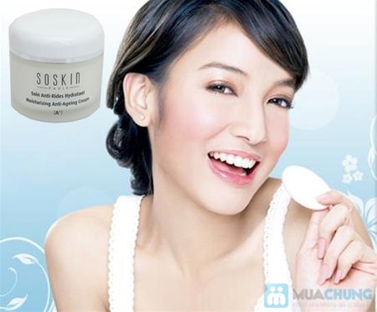 Moistizing anti – Ageing cream (kem dưỡng ẩm và chống nhăn ngày) - 4