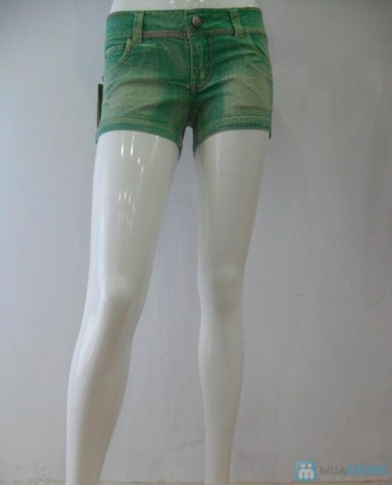 Quần short jean cho nữ - Chỉ 85.000đ - 4