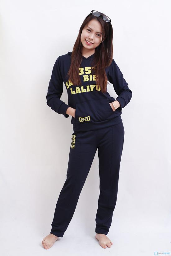 Bộ quần áo mặc nhà năng động và tinh nghịch cho bạn gái - 3