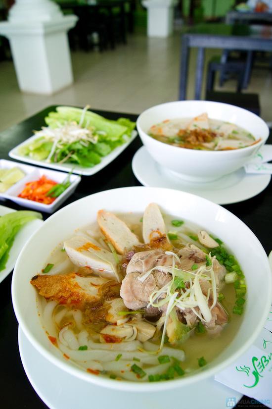 Set ăn 2 tô bánh canh chả cá + 2li nước mía dành cho 02 người tại Bánh canh chả cá BNN - Chỉ 45.000đ - 1