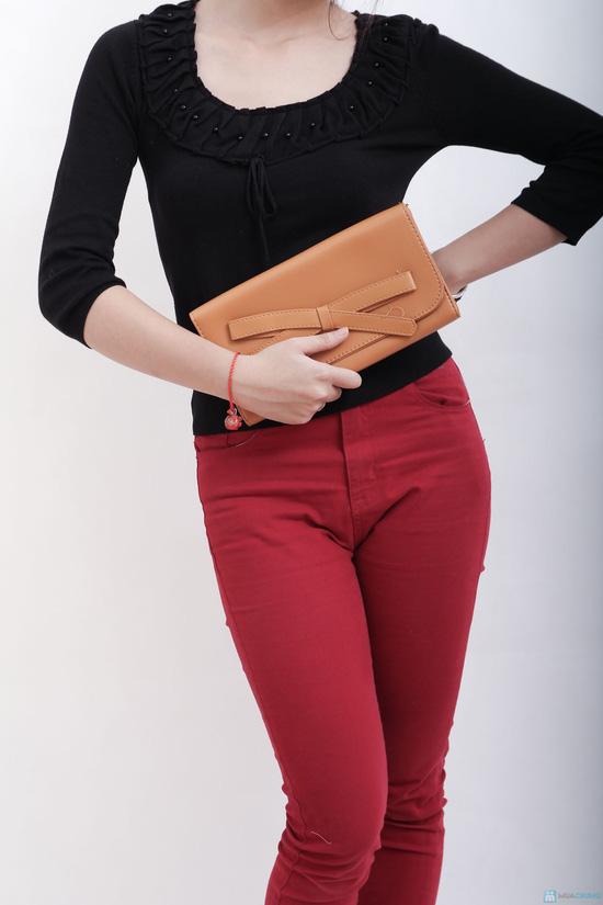 Túi đeo nơ nhiều màu, xinh xắn tiện dụng cho bạn gái - 6