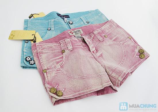 Quần short jean cho nữ - Chỉ 85.000đ/01 chiếc - 1